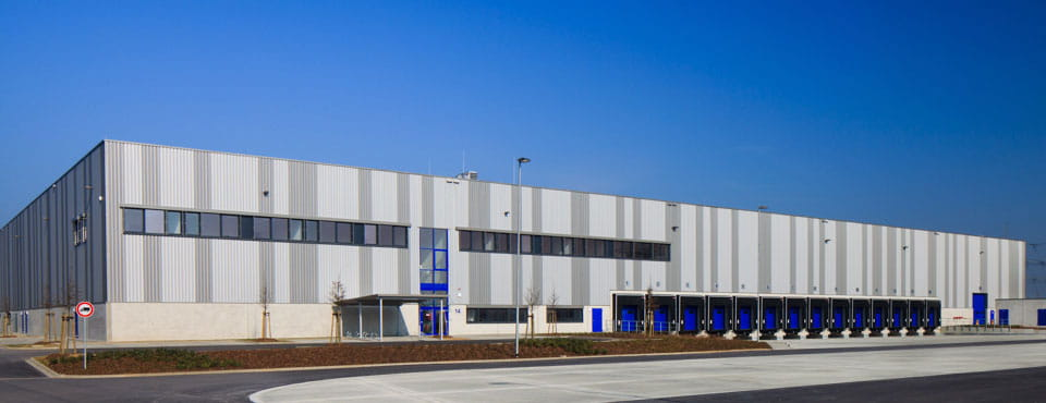 Goodman Poland Poznan  Airport Logistics Centre