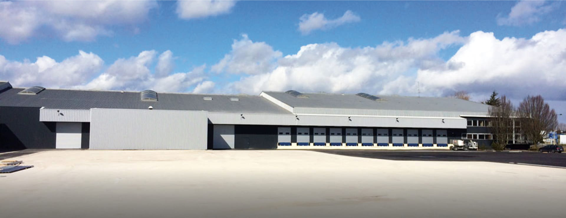 Goodman Dijon-Longvic Logistics Centre
